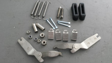 1984-1987; C4; Emergency Brake Hardware Kit