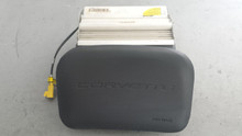 1997-2004; C5; Dashboard Air Bag; RH Passenger; BLACK