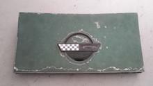 1984-1996; C4; Coupe; Fuel Gas Door Lid and Hinge