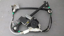 2005-2013; C6; Power Window Regulator; LH Driver