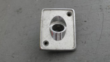 1977-1982; C3; Door Panel Mirror Wand Control Bezel Escutcheon
