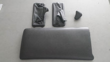 1990-1996; C4; Manual; Interior Center Console Shift KIT