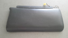 1990-1996; C4; Vinyl Center Console Door Arm Rest & Hinge; BLACK