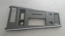 1977-1982; C3; Center Console Shift Trim Plate; PWR Windows