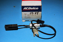 1964-80 c2- c3 corvette heater blower motor capacitor NEW GM