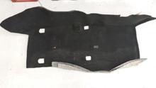 1997-2004; C5; Front Floor Carpet; RH Passenger; BLACK