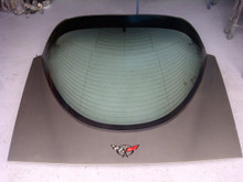 1997-2004; C5; Rear Hatch with Glass