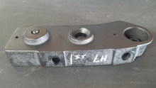 1984-1986; C4; 1st Design; Removable Top Mount Bracket; LH Driver