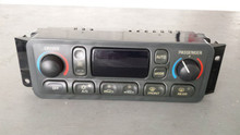1997-2004; C5; Air Condition Digital Electronic Dual Climate Controller; REMAN
