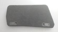1997-1999; C5; Interior Fuse Box Cover; Black