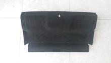 1998-2000; C5; Convertible; Rear Trim Carpet; Center; BLACK