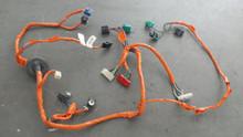 1997-2004; C5; Door Window Motor Wire Harness; LH Driver