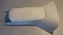2005-2013; C6; Center Console Arm Rest Assembly; TITANIUM