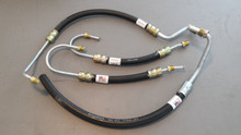 1963-1979; C2; C3; Power Steering Hose Kit; Small Block