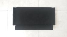 1997-2004; C5; Coupe; Rear Trim Carpet; Center; BLACK