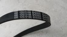 1997-2004; C5; Serpentine Engine Belt