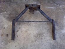 1980-1982; C3; Front Frame Extension