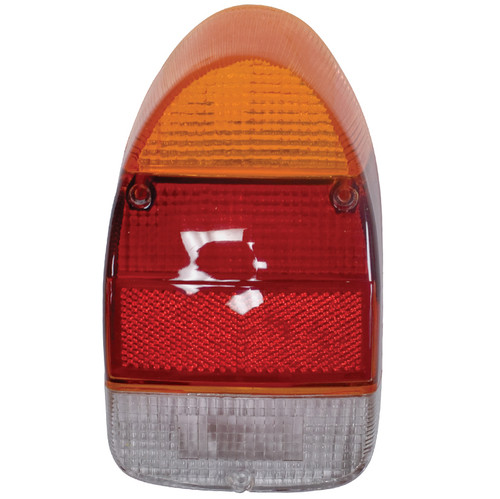Empi 98 9629 Left Tail Light Lens 1971 72 Vw Bug Super