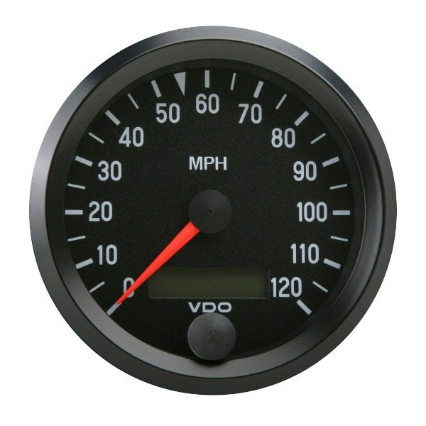 "VDO Cockpit Series 3 1/8"" Speedometer Gauge 437050"