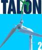 TALON2 2KW Wind Turbine System Grid-Tied - LIQUIDATION