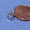 "N42 3/16"" Neodymium Rare Earth Cube Magnet"