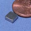 "N45 1/4""x1/4""x1/10"" Neodymium Rare Earth Block Magnet"