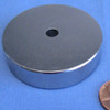"N42 2""OD x 1/4""ID x 1/2"" Neodymium Rare Earth Ring Magnet"