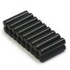"10 PC Neodymium Magnets N48 Dia 3/16x3/4"" Side Magnetized EPOXY Coated"