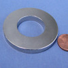 "N45 2""OD x 1""ID x 1/4"" Neodymium Rare Earth Ring Magnet"
