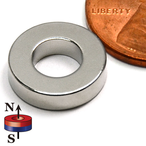 N50 Neodymium Ring Magnet