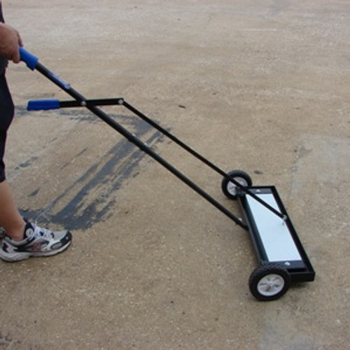 72 Square-inch Heavy Duty Magnetic Sweeper with Quick Relase