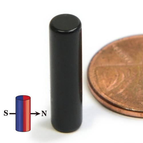 Neodymium Magnets Side Magnetized EPOXY Coated