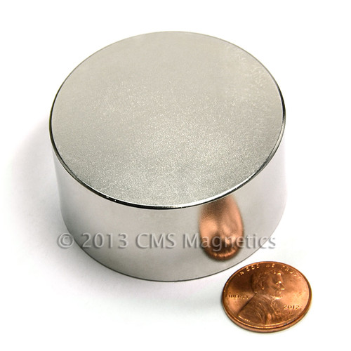 N50 rare earth magnet