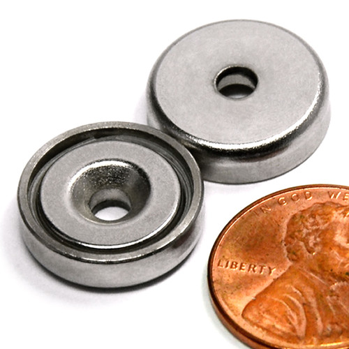 Neodymium  Magnetic Round Base