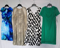 Wholesale Lot of Designer Dresses by Julia Jordan Mixed Sizes Brand New Overstock Manifested