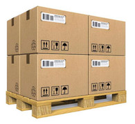 Wholesale Pallet of 214 Decorative Home Items Brand New Manifested
