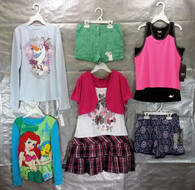 Wholesale Lot of Assorted Brand New Children's GIRL Name Brand Clothing 100 Pieces Retail $16-$60