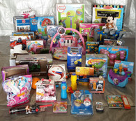 Wholesale Lot Manifested 40 Kids Toys & Collectibles! Lot #5