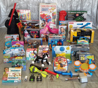 Wholesale Lot of Kids Toys & Collectibles Approx 40 items! Lot #12