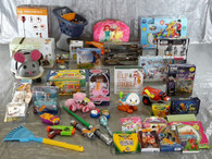 Wholesale Lot Manifested 41 Kids Toys & Collectibles! Lot #26