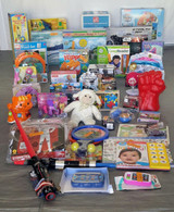 Wholesale Lot Kids Manifested Tested Toys & Collectibles 43 items! Lot #28