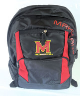 Wholesale Lot of 12 NCAA University of Maryland Backpacks Brand New