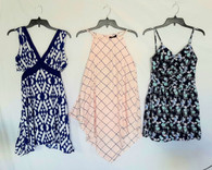 Wholesale Lot of Designer Dresses by Eclair Mixed Sizes Brand New Overstock Manifested