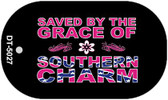 Southern Charm Dog Tag Kit Novelty Necklace