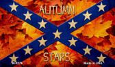 Autumn Stars Novelty Magnet
