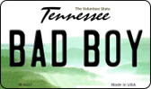 Bad Boy Tennessee State License Plate Magnet M-6437