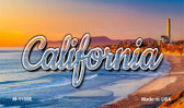 California Beach Magnet M-11588