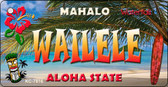 Wailele Tiki Novelty Metal Key Chain KC-7816