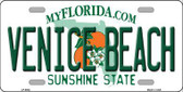 Venice Beach Florida Novelty Metal License Plate LP-6002