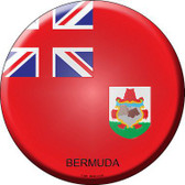 Bermuda Country Novelty Metal Circular Sign